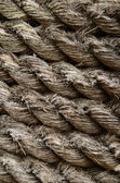 Grungy Rope — Stock Photo
