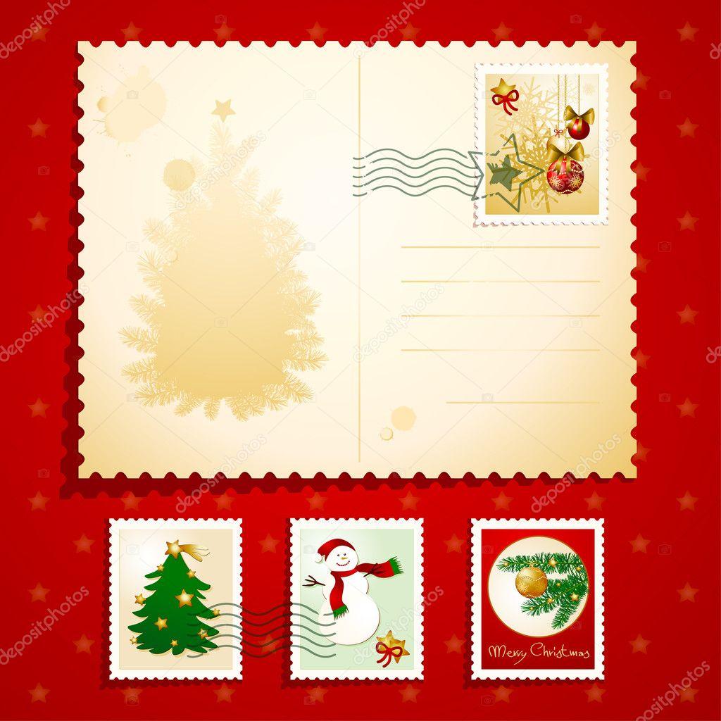 Шаблоны открыток и частей