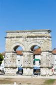 Arch of Germanicus, Saintes — Stock Photo