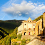 Nuestra Senora de Valvanera Monastery — Stock Photo #5895308