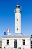 Richard Lighthouse, Gironde Department, Aquitaine, France — Stock Photo