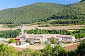 Klooster van yuso, san millan de la cogolla, la rioja, spanje — Stockfoto