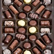 Chocolate box — Stock Photo #5918456