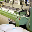 Foto de Stock  : Textile machine