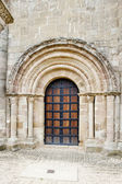 Church of Saint Mary of Eunate, Road to Santiago de Compostela, — Stock Photo