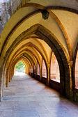 Interior of Nuestra Senora de Valvanera Monastery, La Rioja, Spa — Stock Photo