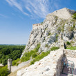 Stock Photo: Devin Castle, Slovakia