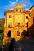 Nuestra señora de valvanera klooster, la rioja, spanje — Stockfoto
