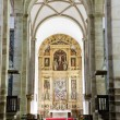 Interior of cathedral, Miranda do Douro, Portugal — Stock Photo #6609564