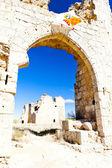 Castle of Villagarcia de Campos, Castile and Leon, Spain — Stock Photo