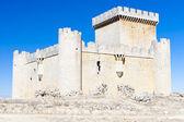 Villalonso、 卡斯提尔和莱昂、 西班牙的城堡 — 图库照片