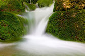 Malý vodopád — Stock fotografie