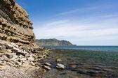 Kırım kıyı şeridi — Stok fotoğraf