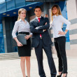 Business group — Stock Photo #6089952