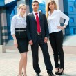 Business group — Stock Photo #6205136