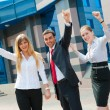 Business group — Stock Photo #6205144