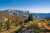 Wilden berge — Stockfoto