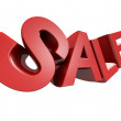 Sale and promotion concept icon isolated — Stock Photo #5703967