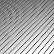 Aluminum silver tile pattern background — Stock Photo