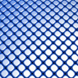 Blue cube luxury shiny background pattern — Foto Stock #6155279