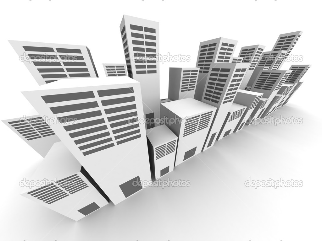 office and building abstract city view stock photo 6155318 abstract 3d office building