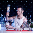 Bartender - Stock Photo