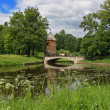 Stock Photo: Park Pavlovsk