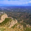 Mountain Montserrat — Stock Photo