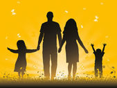 Family — Stok Vektör