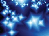 Starlight night — Stock Vector