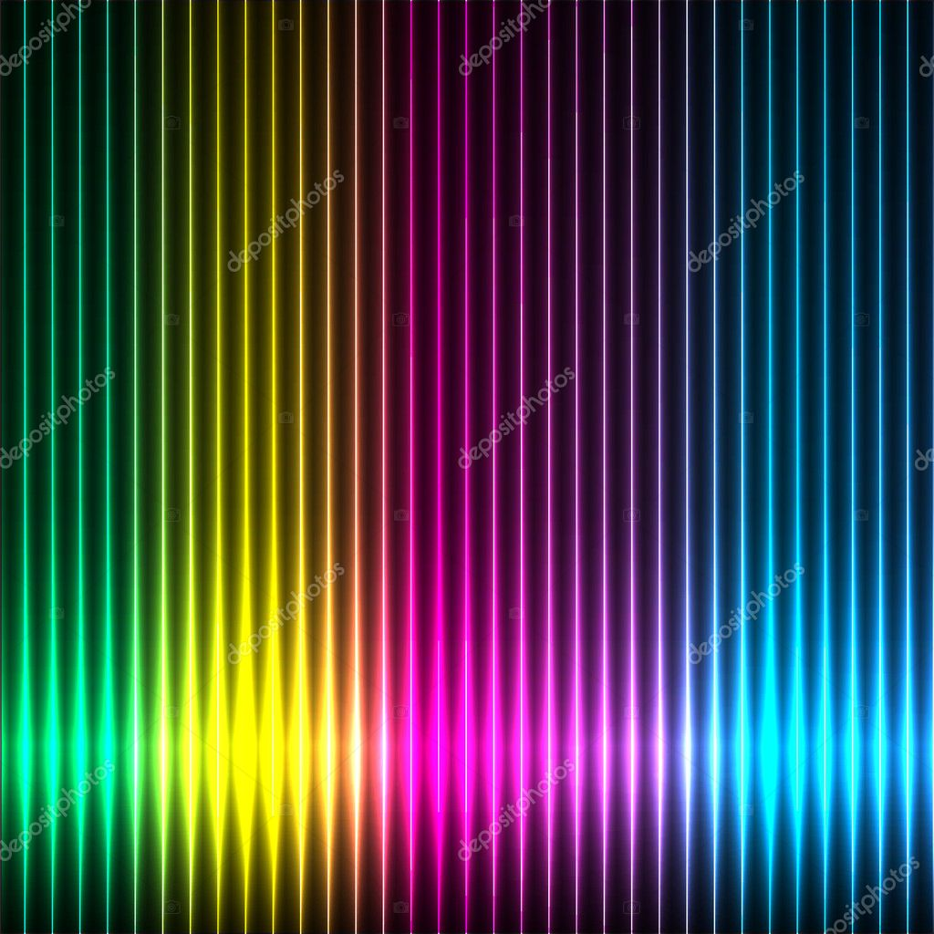 Bright colorful background. Vector illustration — Stock Vector #6689915