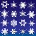 Snowflakes — Stock Vector #6690025