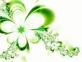 Guirlande de fleurs — Photo