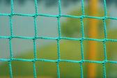 Zielona sieć plecione — Zdjęcie stockowe