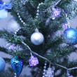 Christmas tree — Foto de stock #5640312