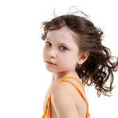 Pretty child — Stockfoto