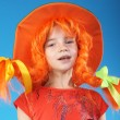 Pippi Longstocking - Foto de Stock