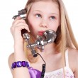 Vintage phone — Stock Photo #6011894