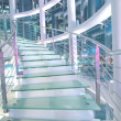 Stock Photo: Transparent Staircase