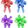 Royalty-Free Stock Photo: Isolated gift ribbons
