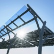 Solar power panel — Stock Photo #5892315