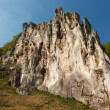Stock Photo: Climbing rock in konstein bavarigermany