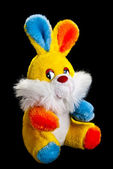 "Soft toy ""Hare"" — Stock Photo"