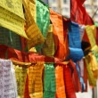 Tibet pray banner — Stock Photo #6610893