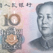 Chinese currency — Stock Photo #6612555
