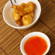 sweet and sour chicken — Stock Photo