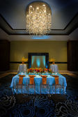Beautiful Banquet Table — Stock Photo