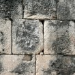 Mayan Stone Wall — Stock Photo #5676713