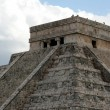 The Top of Kukulkan Temple — Stock Photo