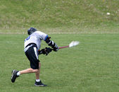 Lacrosse Shot — Stock Photo